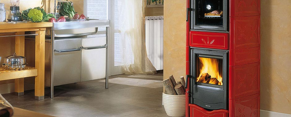 Termonicoletta forno d s a icofer celano ferramenta e - Termostufe a legna con forno ...