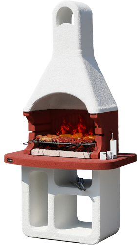 Barbecue korsika icofer celano ferramenta e materiali for Piani di combo per l house shop